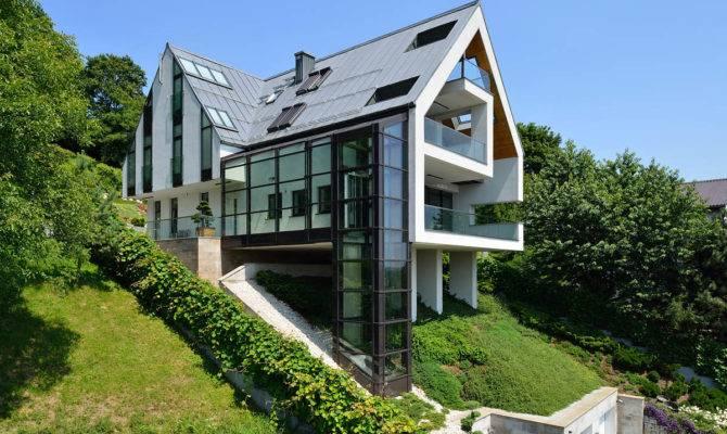 Luxury House Plans Elevators