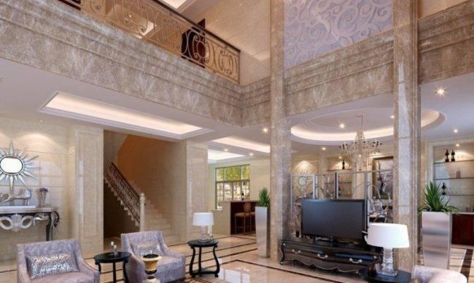 Luxury House Plans Interior Photos Ranch