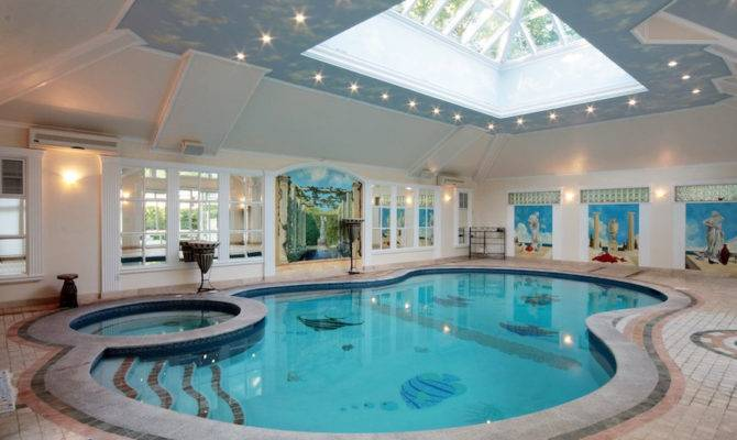 Luxury Houses Pools Pool Design Ideas