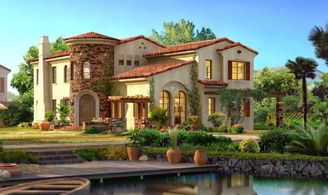 Luxury Houses Villas Hotels