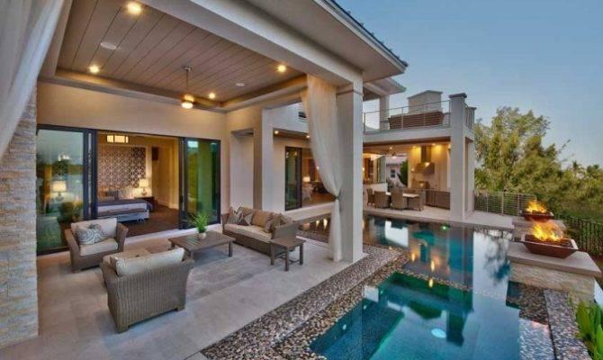 Luxury Indoor Outdoor Rooms