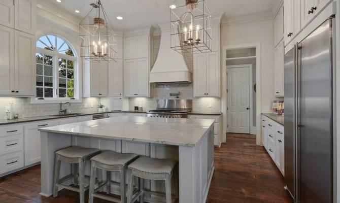 Luxury Kitchen Island Designs Designing Idea