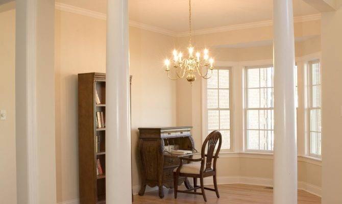 Luxury Living Room Decors Tapered Round Plain