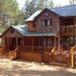 Luxury Log Cabins Rentals Lakefront Homes