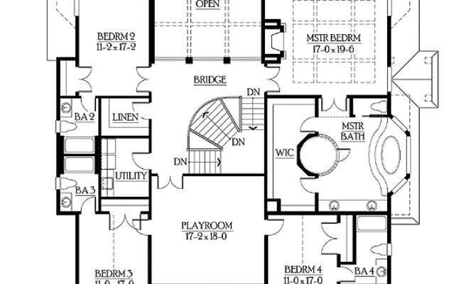 Luxury Master Bath Floor Plans Homes