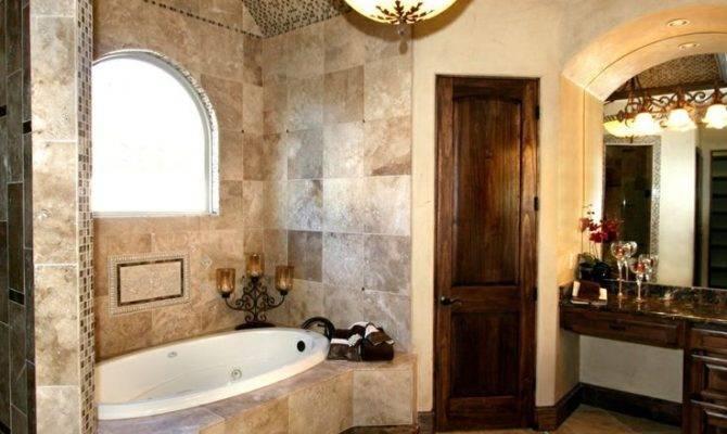 Luxury Master Bathroom Brucall