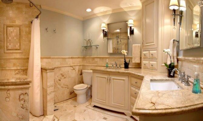 Luxury Master Bathroom Suites Spacious
