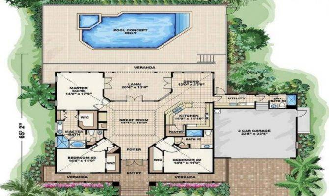 Luxury Modern House Plans Without Large Outlays