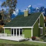 Luxury Modern Saltbox House Plans New Home Design