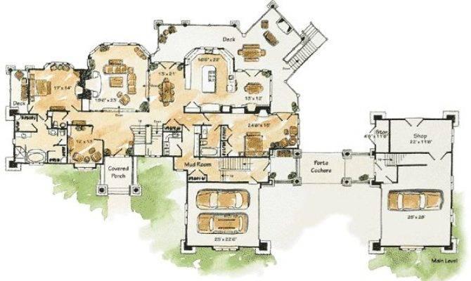 Luxury Mountain Home Plans Smalltowndjs