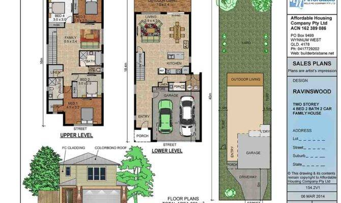 Luxury Narrow Lot Homes Plans Perth Home Lots Building