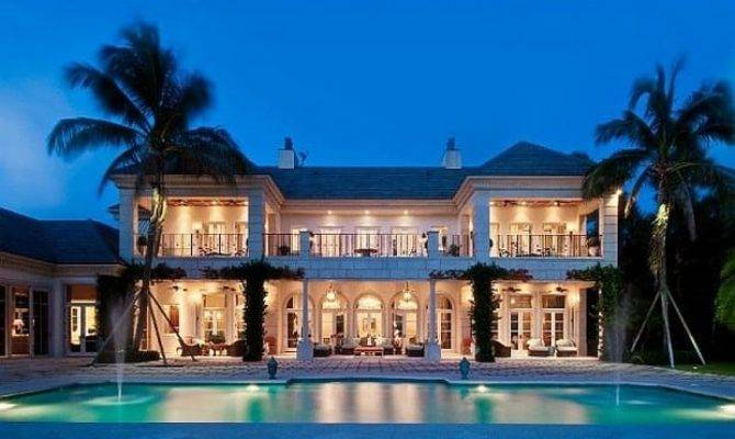 Luxury Palm Beach Mansion Sale