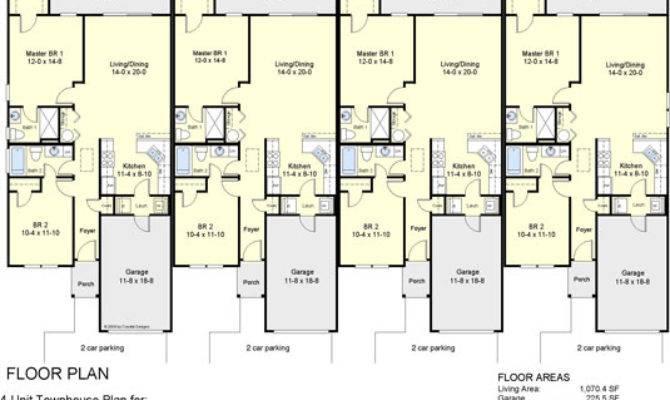 Luxury Plex Floor Plans Regard Townhouse