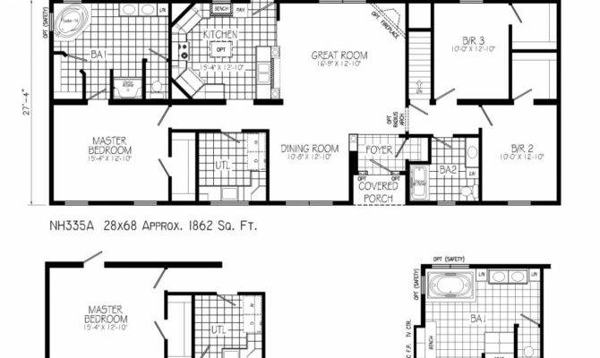 Luxury Ranch Floor Plans Innovative