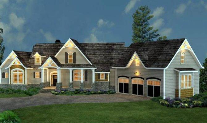 Luxury Ranch Home Plans House Design