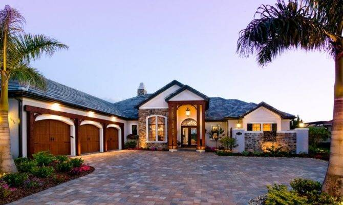 Luxury Ranch Style House Awesome Floor Plans