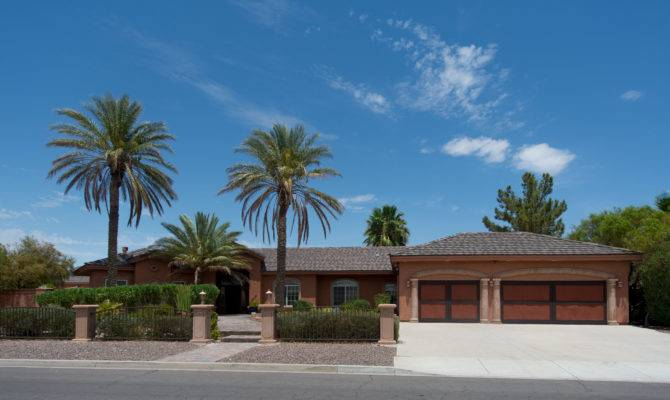 Luxury Single Story Home Sale Henderson Mission