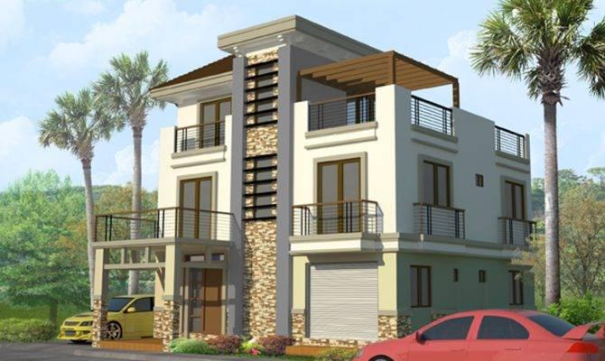Luxury Storey House Plans Floor Ideas
