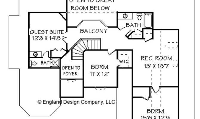 Luxury Story Home Floor Plans