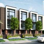 Luxury Vancouver Blanc Modern Townhouses Sale Airey Group