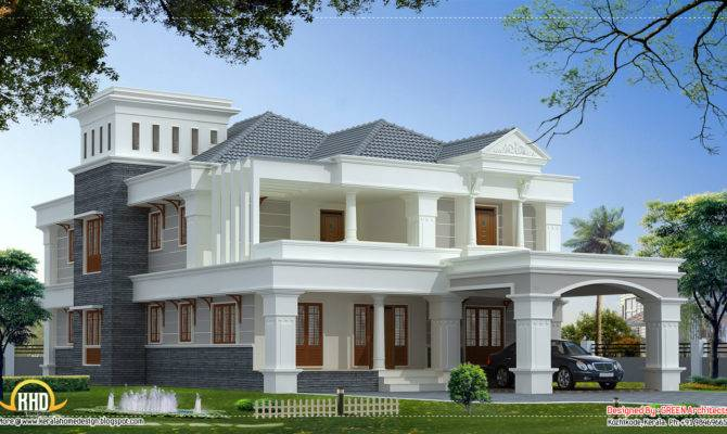 Luxury Villa Design Indian Home Decor