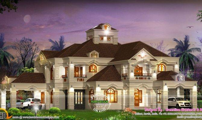 Luxury Villa Kerala Greenline Architects