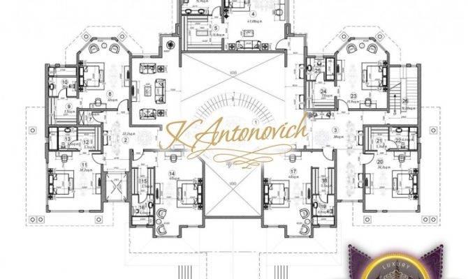 Luxury Villa Plan Uae