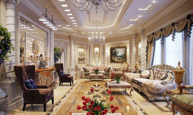 Luxury Villa Qatar Visualized