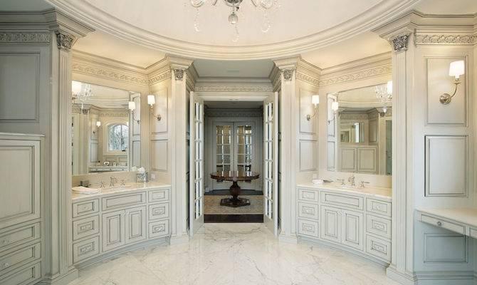 Luxury White Master Bathrooms Love Have