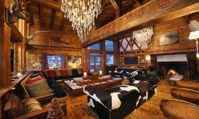 Luxxo Four Most Luxurious European Ski Chalets