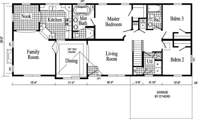 Made Possible Ranch Floor Plans Interior Design Inspiration