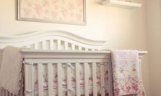 Madisyn Shabby Chic Vintage Nursery Project