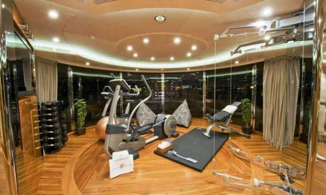 Mag Iii Lady Sheila Gym Luxury Yacht Browser