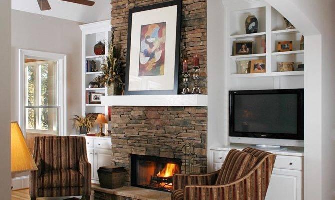 Magnificent Fireplace Mantel Ideas Living Room Design