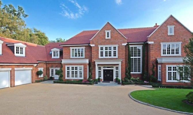 Magnificent September House England
