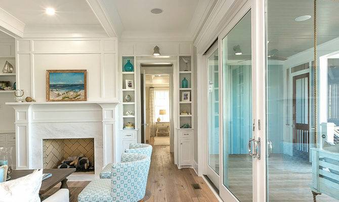 Mahshie Custom Homes House Turquoise