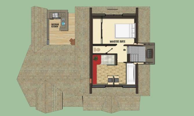 Main Floor Second Plan