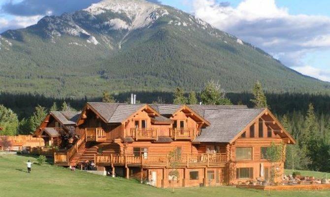 Main Ranch Building Echo Valley Spa