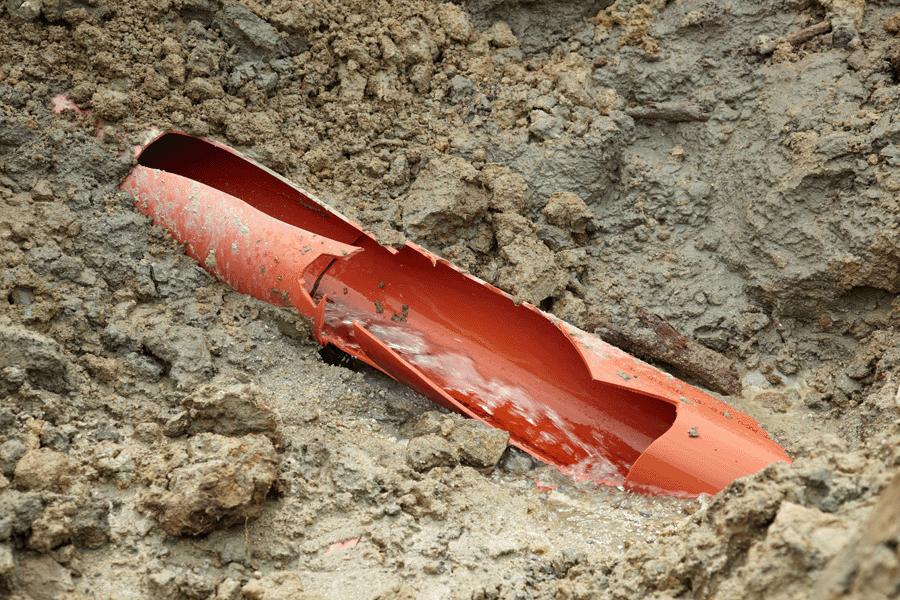 Main Water Line Leak Underground - House Plans | #39215