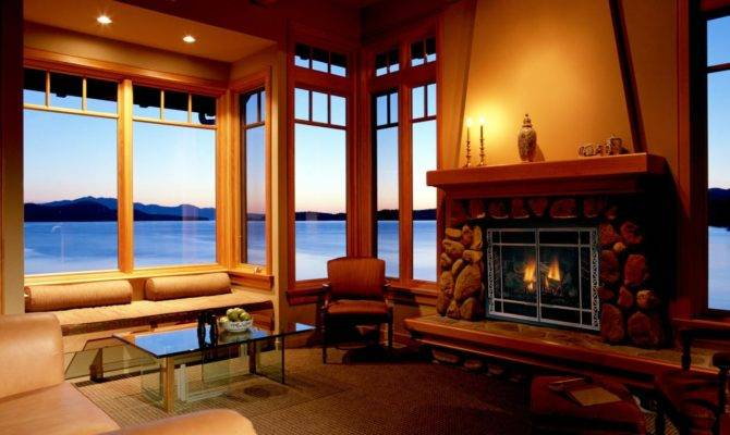 Maintain Fireplace Build House
