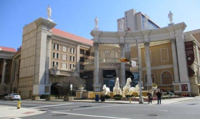 Majestic Entrance Caesars Palace