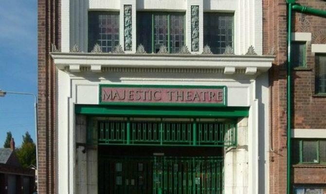 Majestic Theatre Retford Main Alan Murray Rust