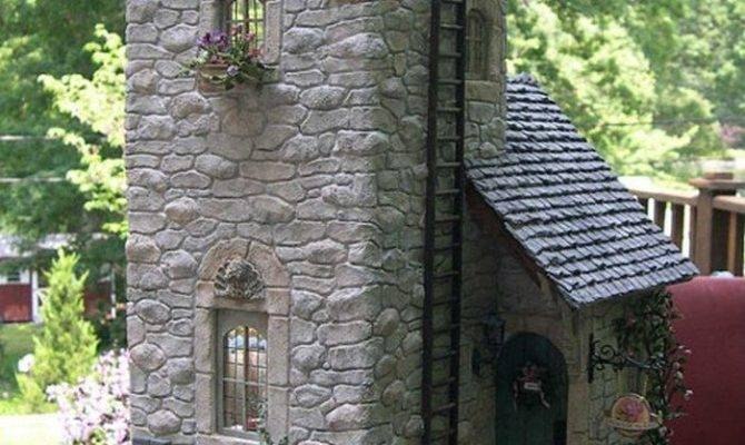 Make Miniature Stone Fairy House Diy Projects