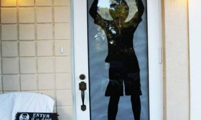 Make Reusable Halloween Window Decals Inhabitat