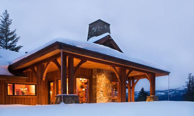 Managing Snow Roofs Mountain Architects Hendricks