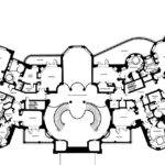 Mansion Floor Plan Modern Plans