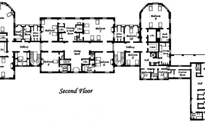 Mansion Floor Plans James Mega