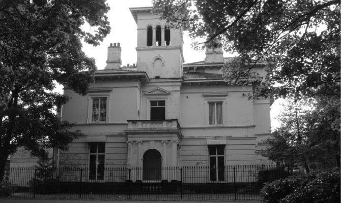 Mansion House History