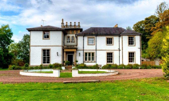 Mansion House Kirkhill Exclusive Venue Just