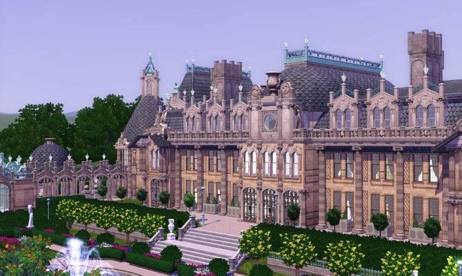 Mansion Sims